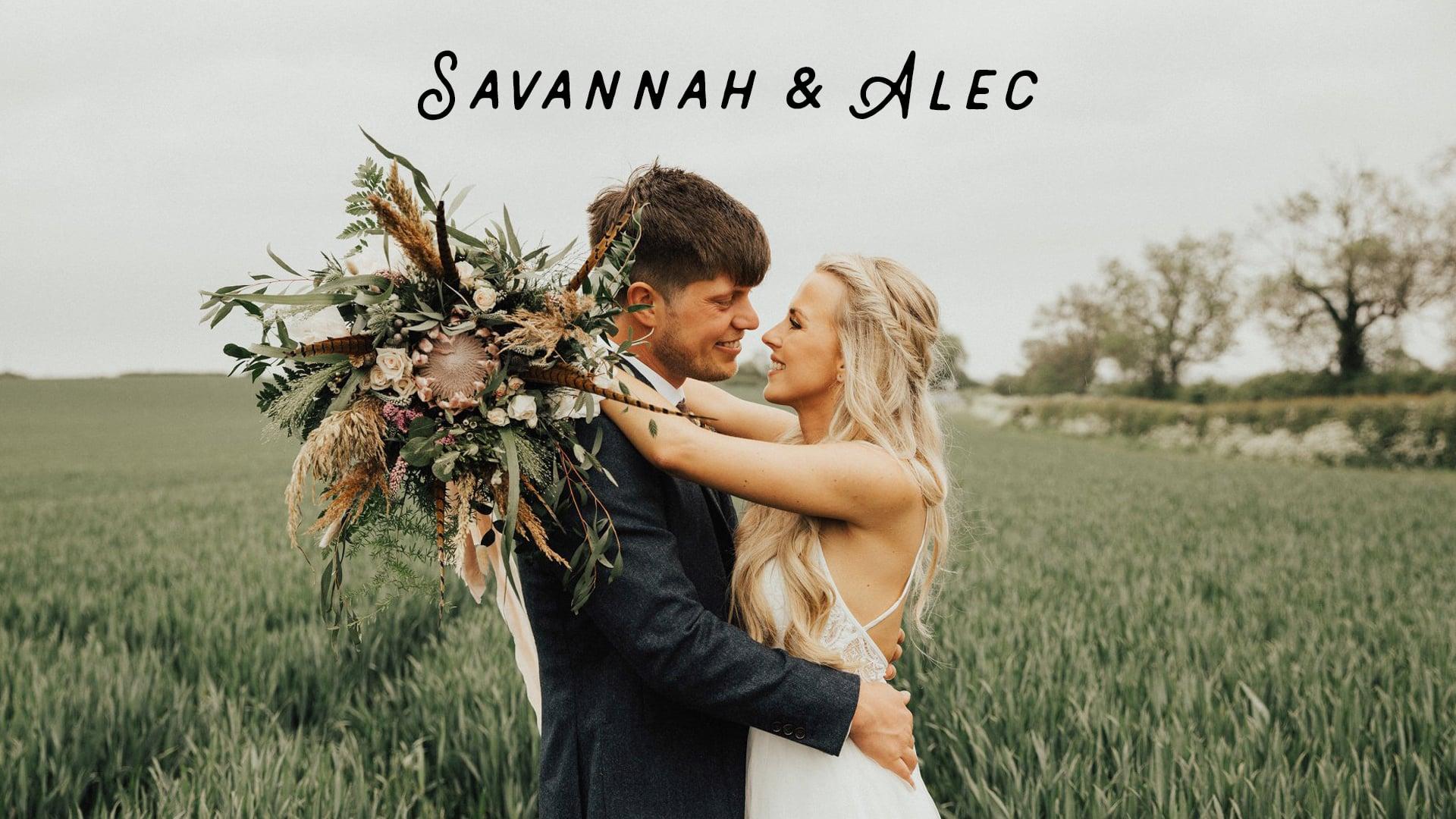 Savannah & Alec   Oak Tree Landings   York