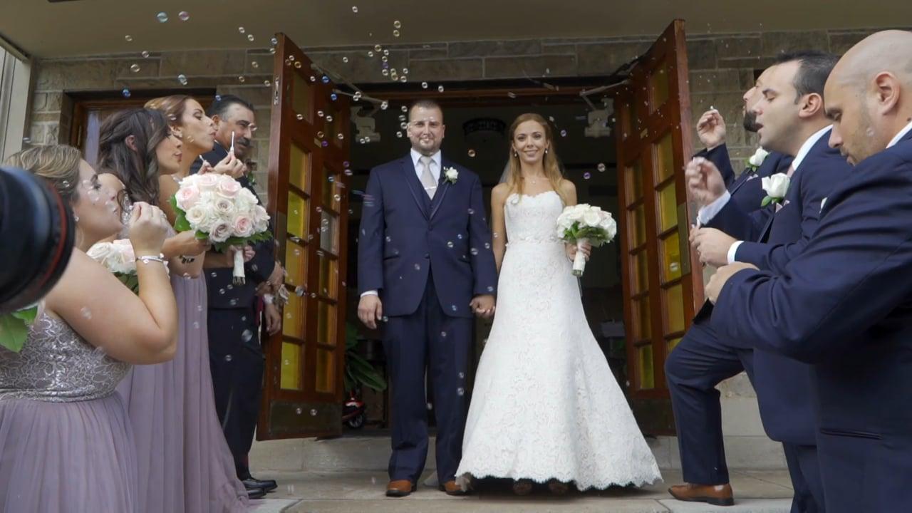 Veronica & Filipe's Wedding Video Highlights