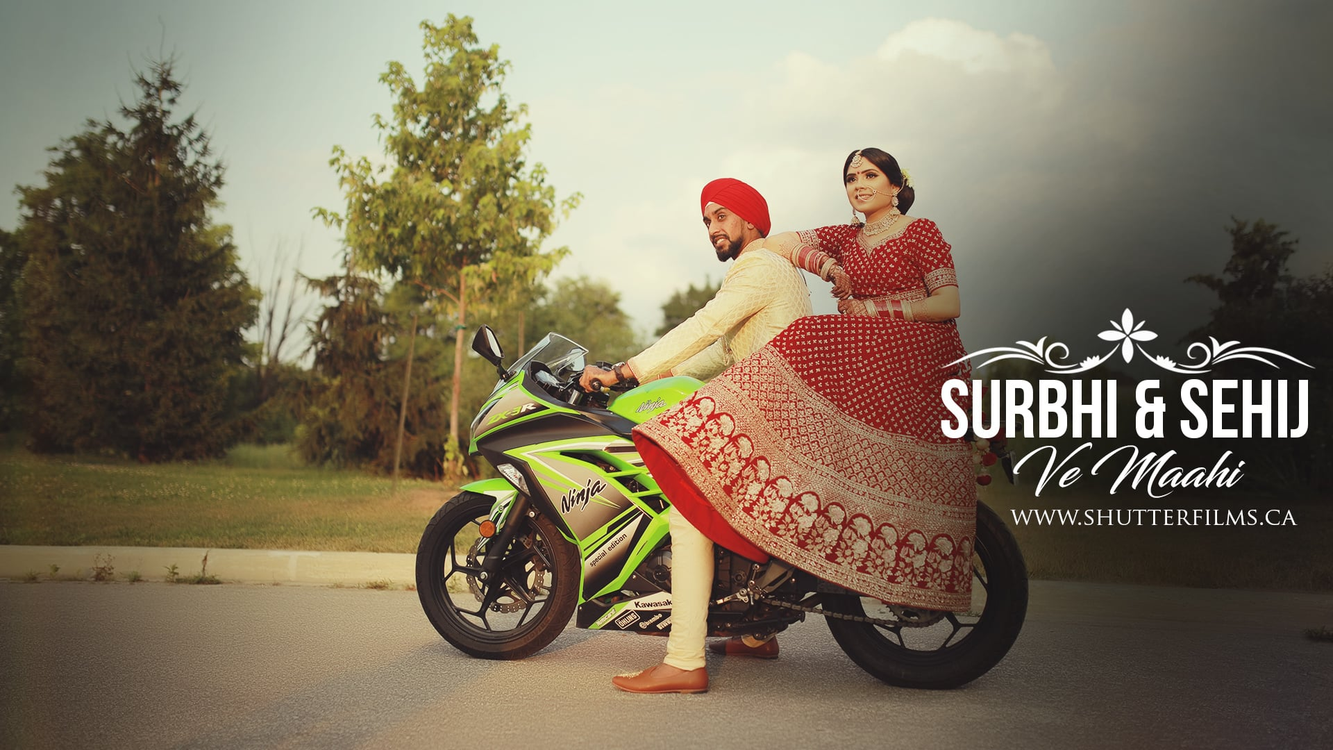 Surbhi + Sehij   Ve Maahi