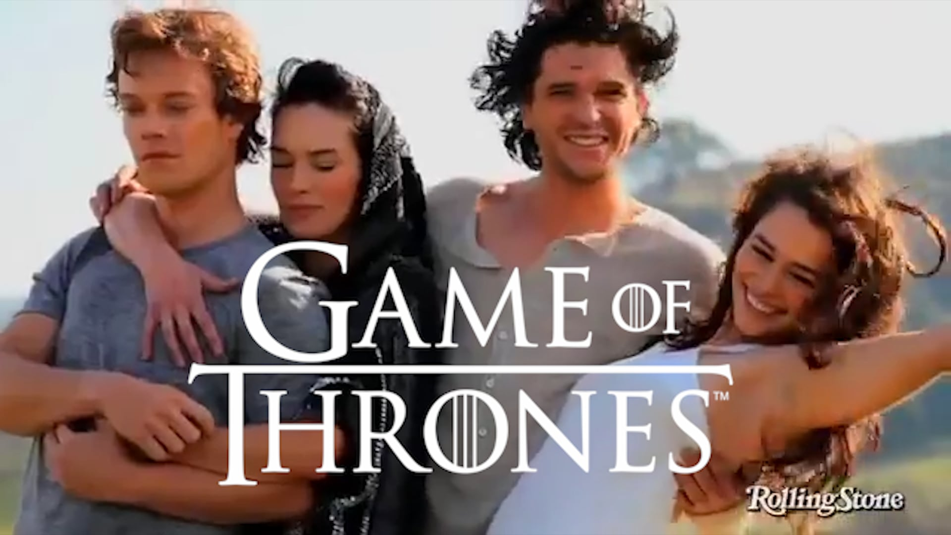 'Game of Thrones' Promo