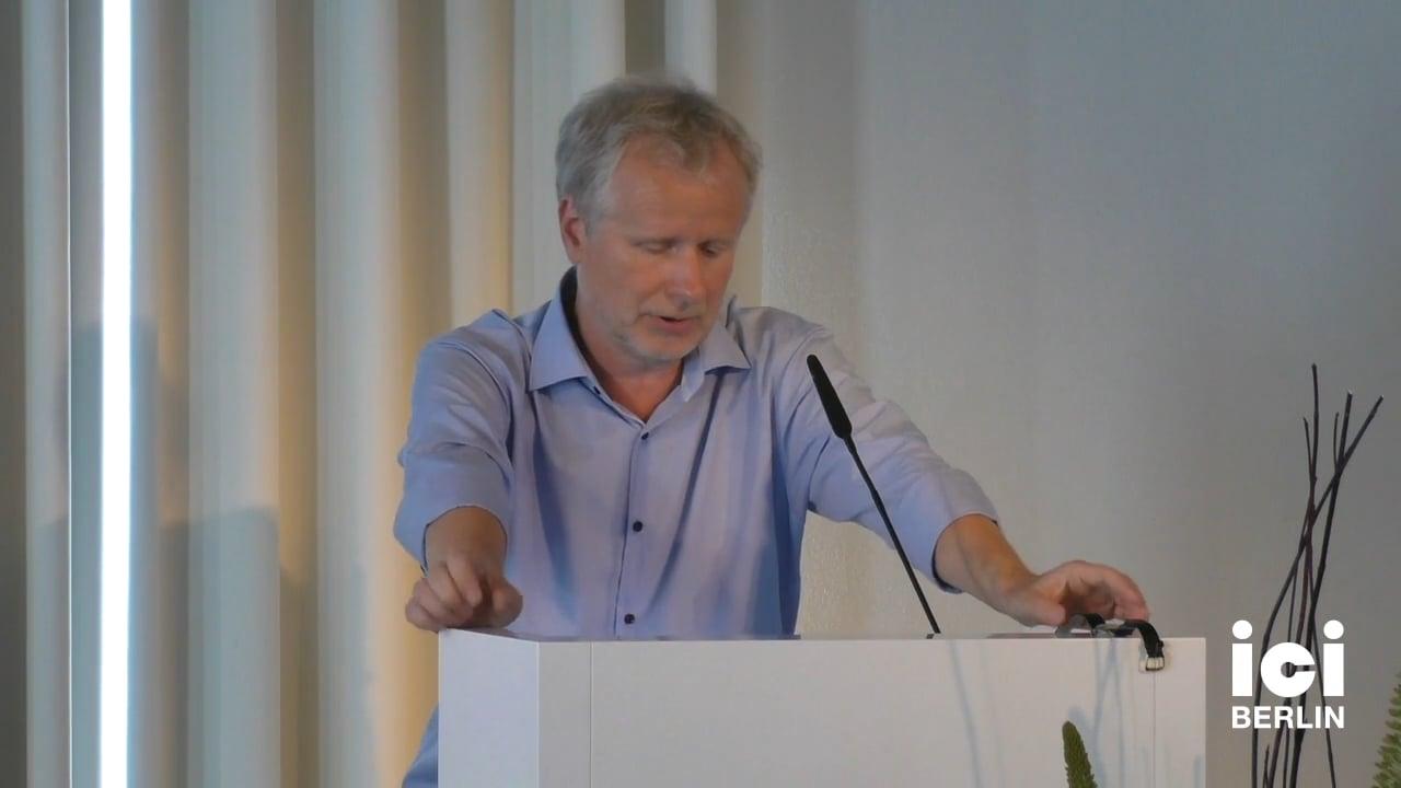 Talk by Andreas Maercker