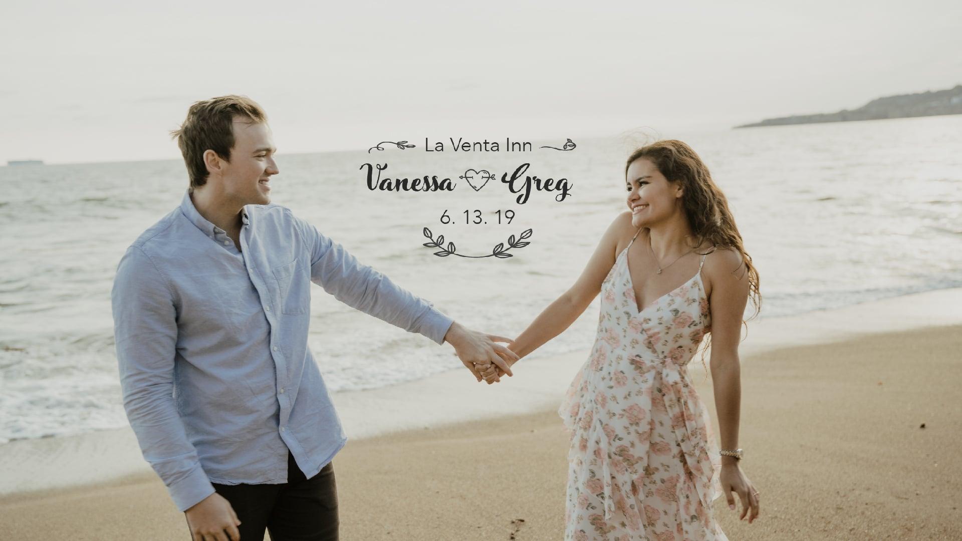 Vanessa + Greg Wedding Film