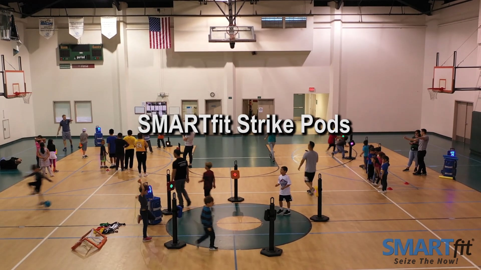 SMARTfit Strike Pods for the Youth