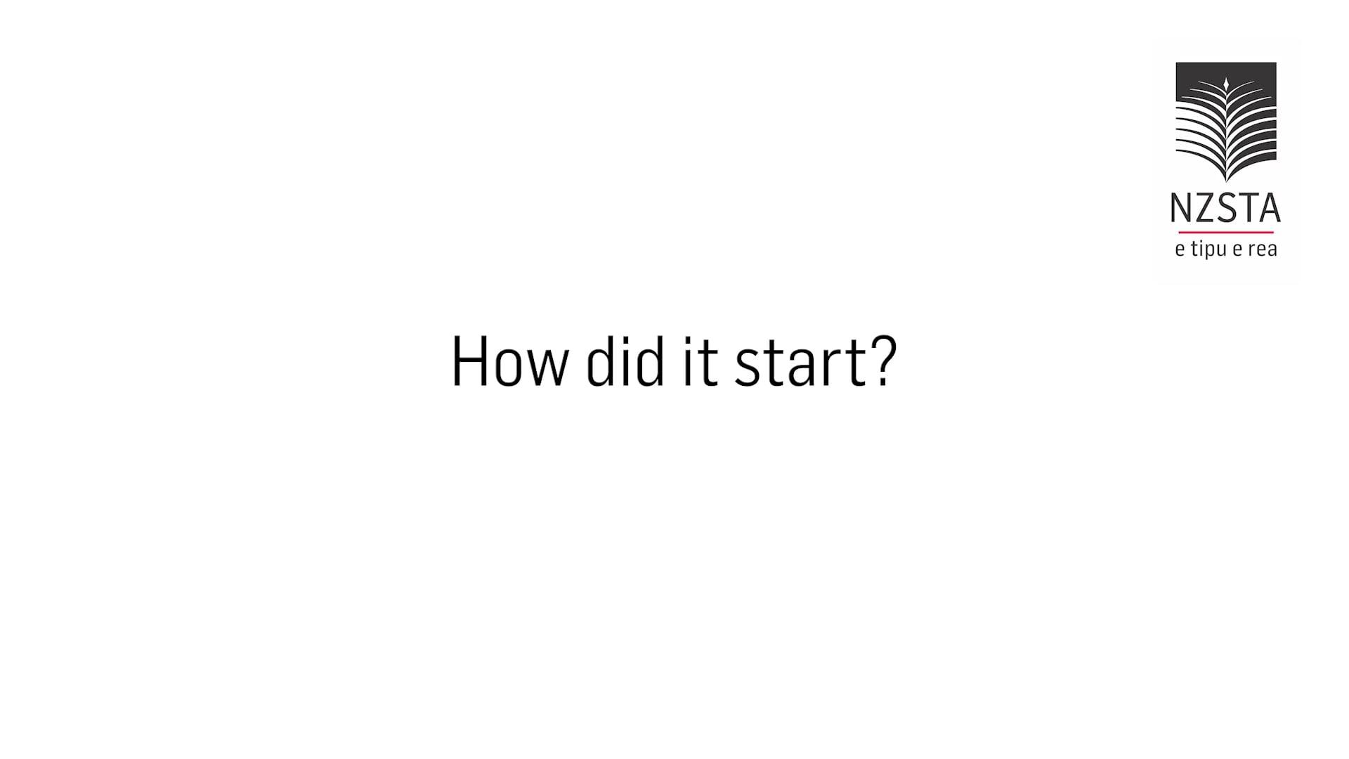Strategic Planning : How did it start?