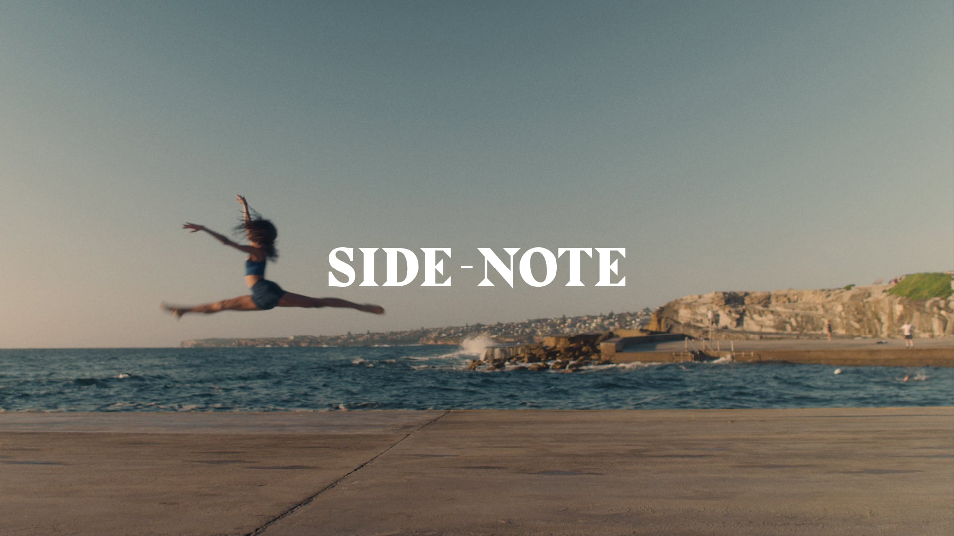 The way you move   Side-Note