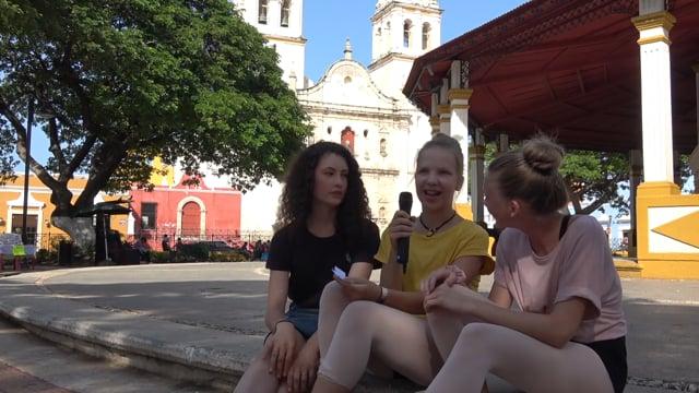 10 Fragen an... Lilli, Pauline und Alva - Danza Pasión 2019