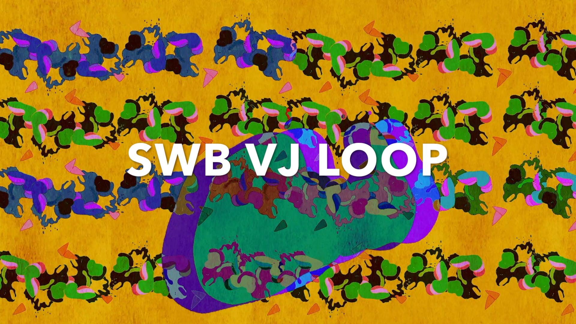 2D VJ LOOP PACK _ SWB
