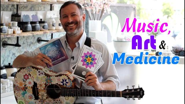 Music, Art and Medicine