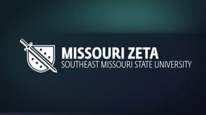 2019 Founders Trophy Winner - Missouri Zeta (Southeast Missouri State University) video thumbnail