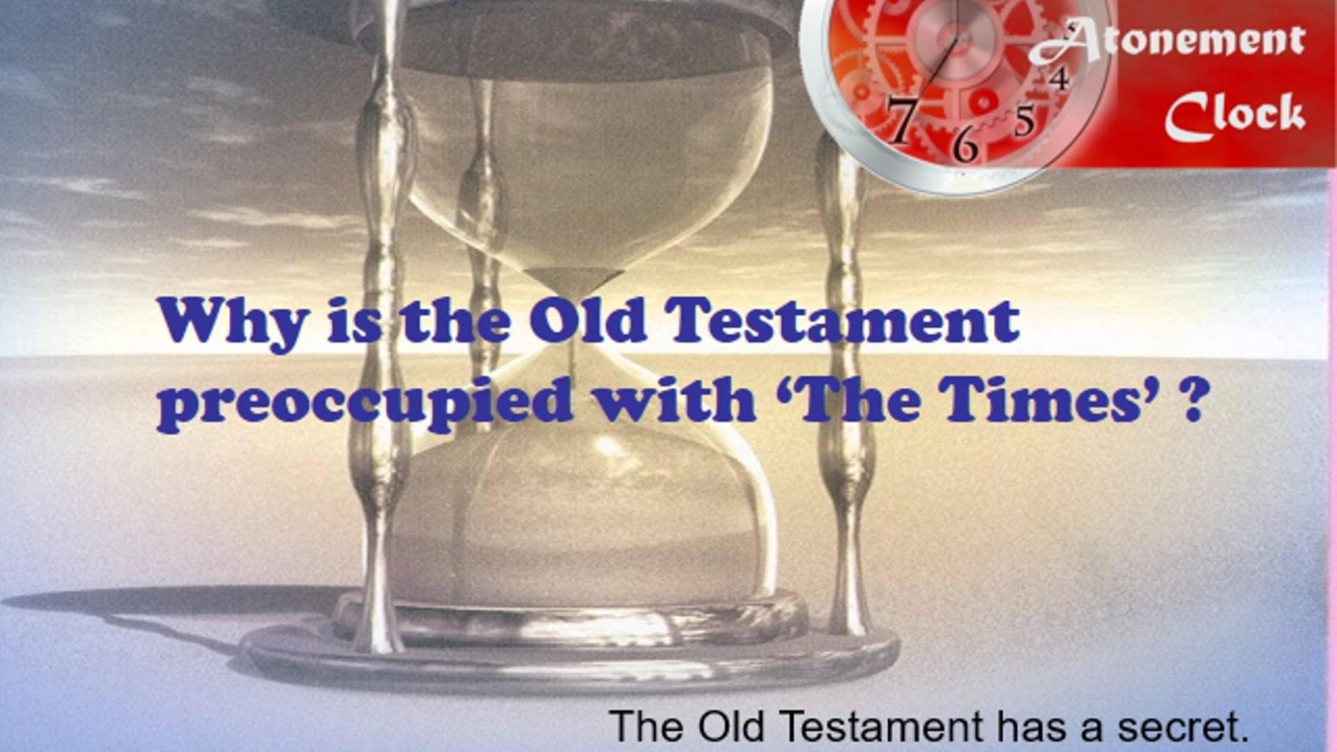 The Old Testament's Secret