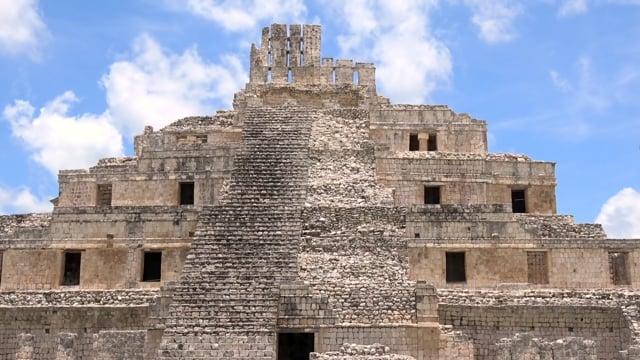 Ausflug zu den Ruinen von Edzná - Danza Pasión 2019