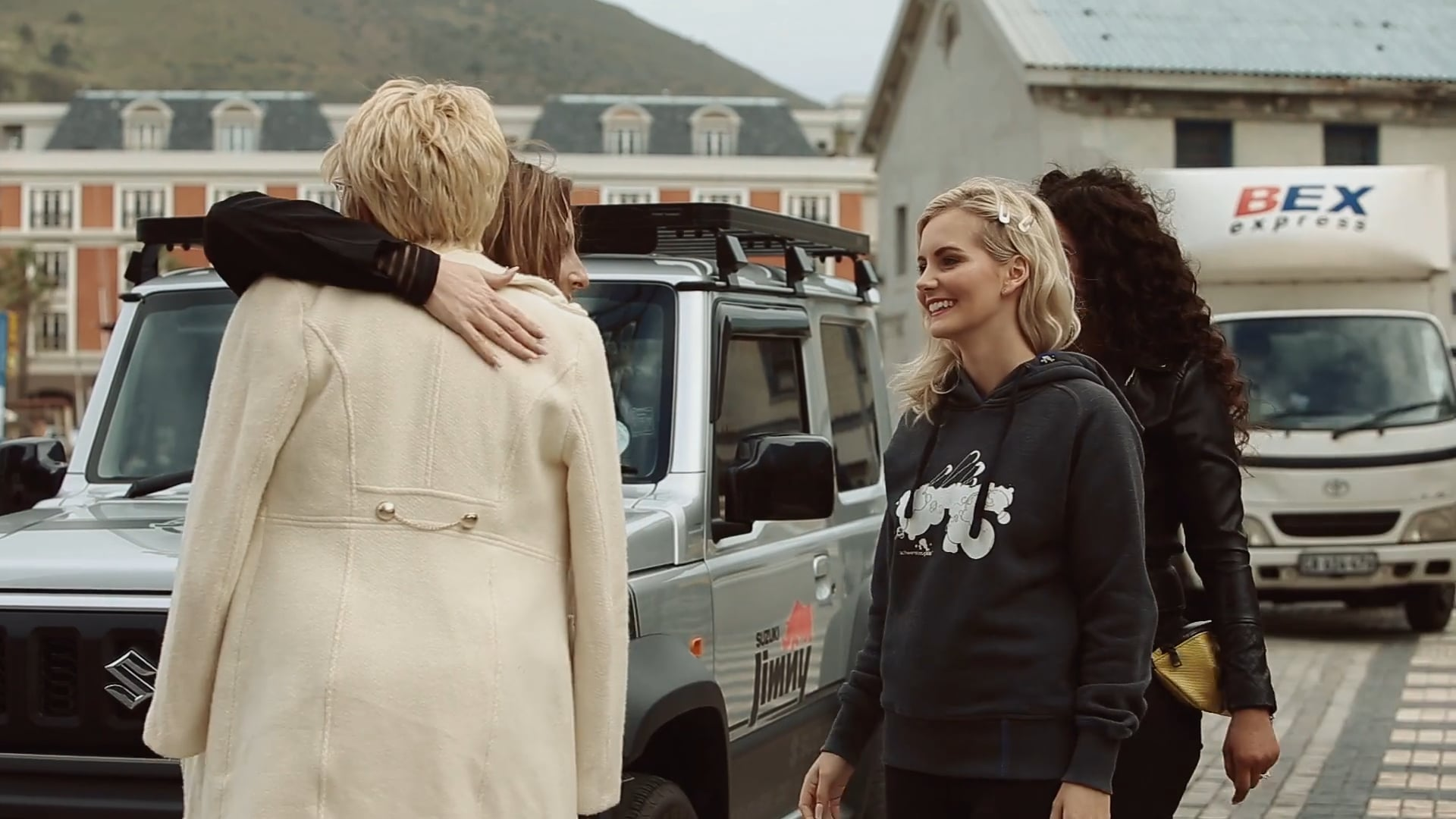 Suzuki Road Trip (Mrs. South Africa)