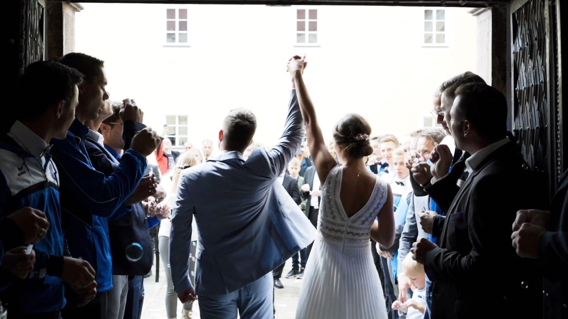 Hochzeit im Stift Schlägl