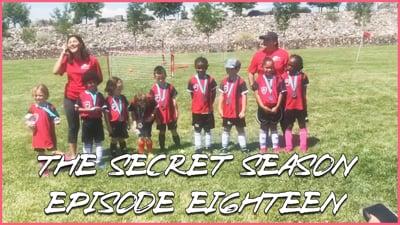 LyVel's Soccer Team Can't Be Stopped! - (The Secret Season Ep.18)