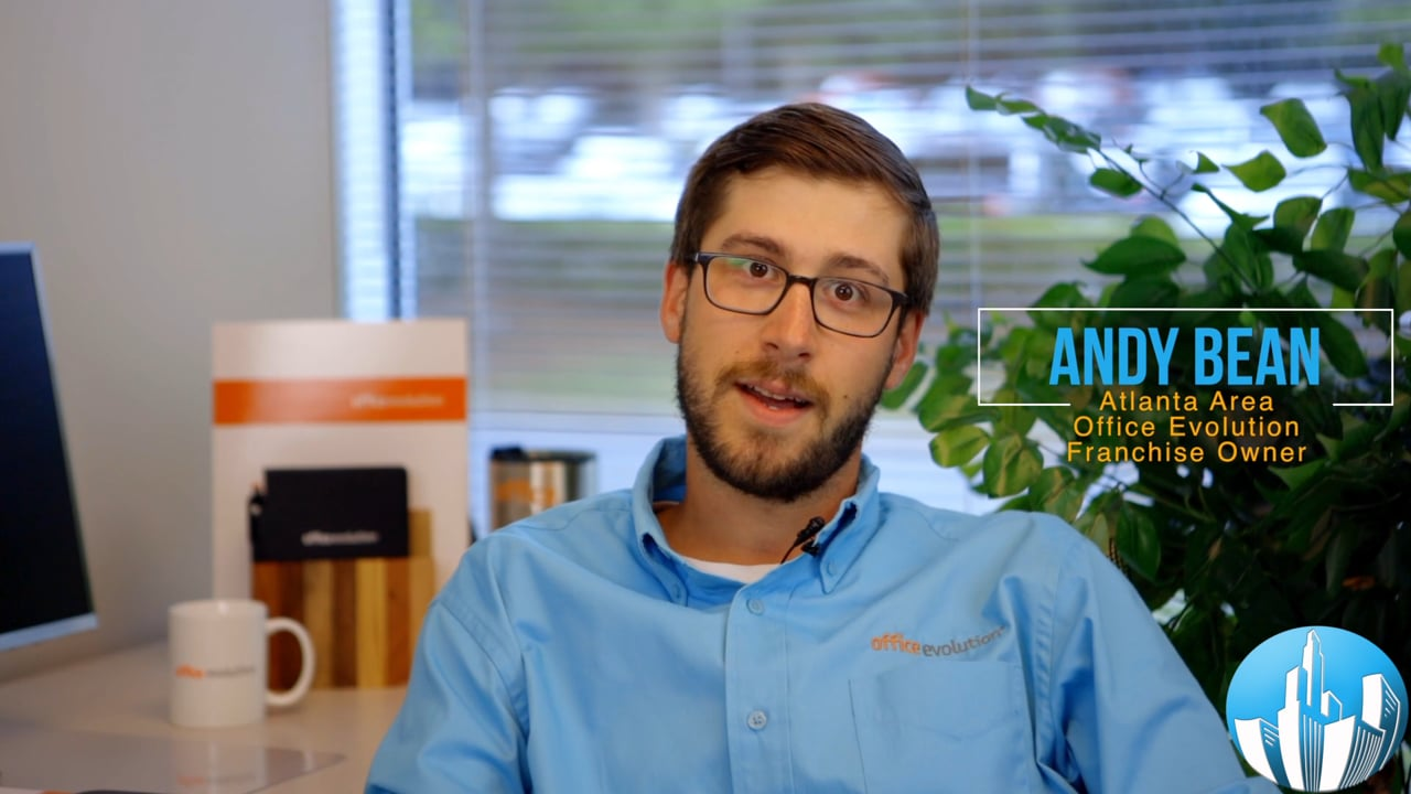 Office Evolution gives TC Productions a Testimonial