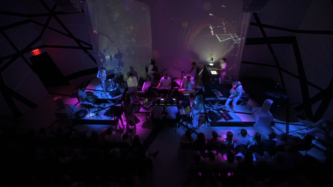 LIQUIDVERSE Apollo 11 (excerpt from concert 7-20-19)
