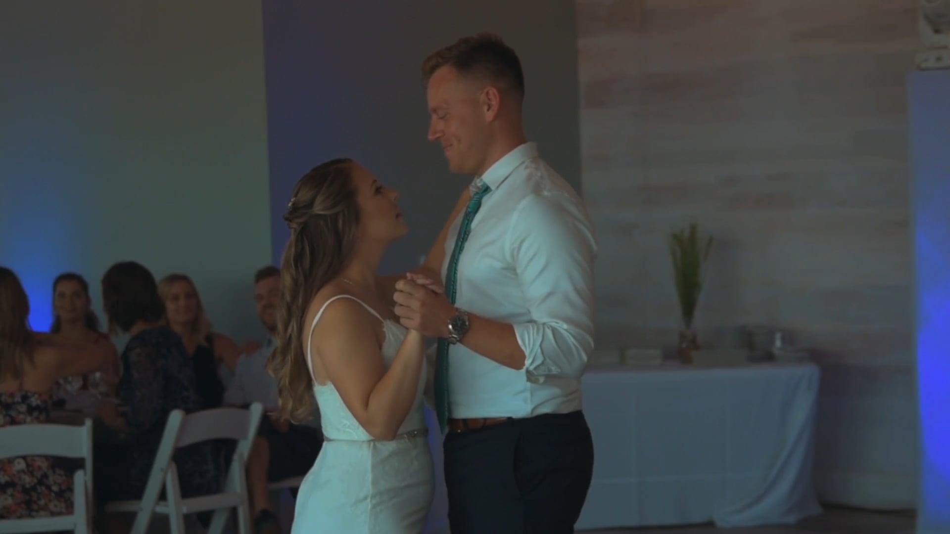 Ingrid and Michael's Wedding