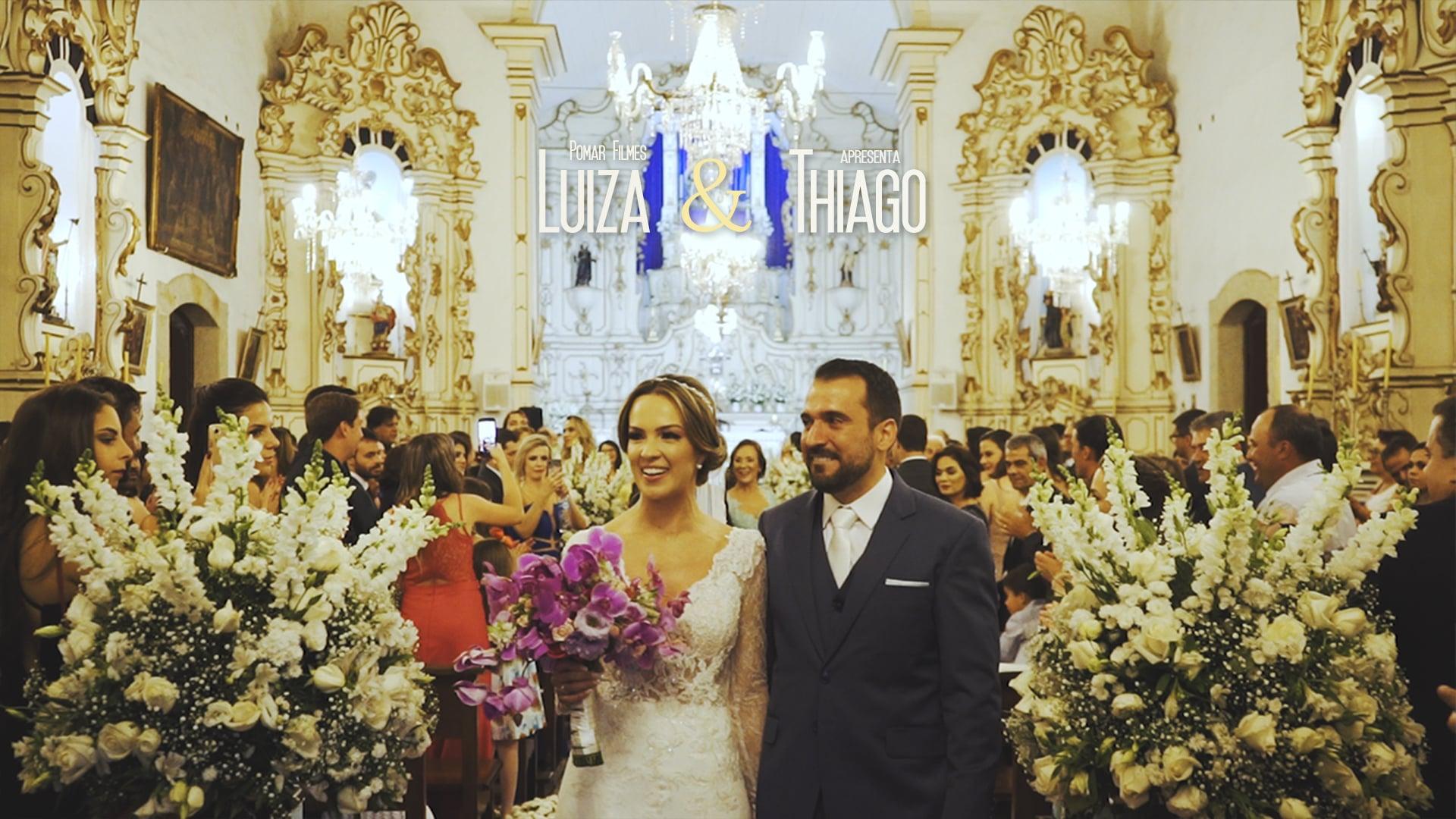 LUIZA E THIAGO