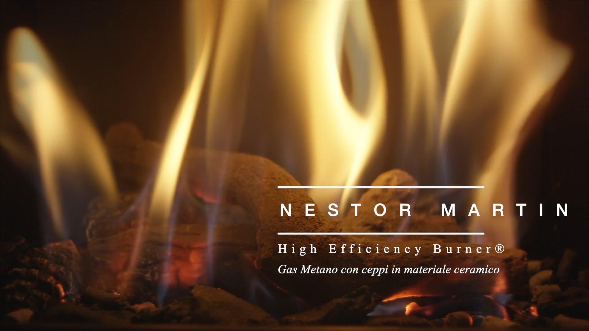 NESTOR MARTIN - Fiamma by Zetalinea