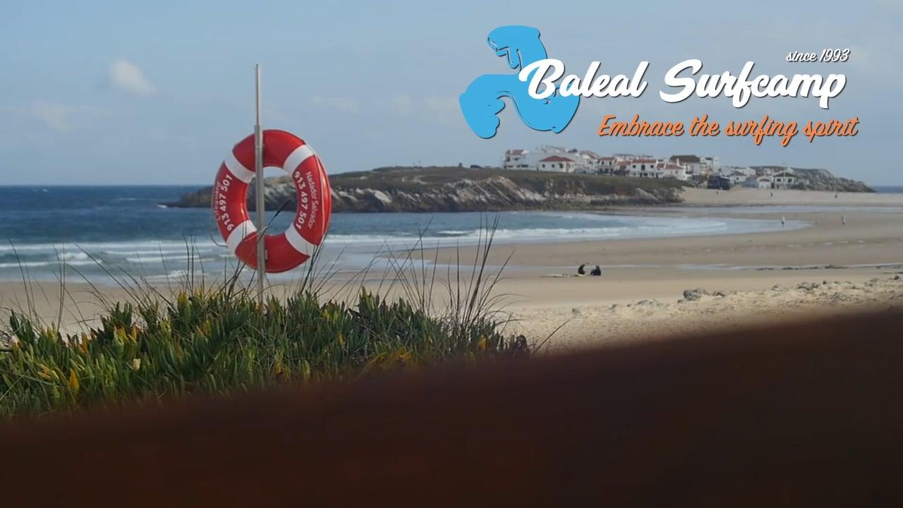 Baleal Surf Camp - Peniche, Portugal - WEEK 01/07/2019