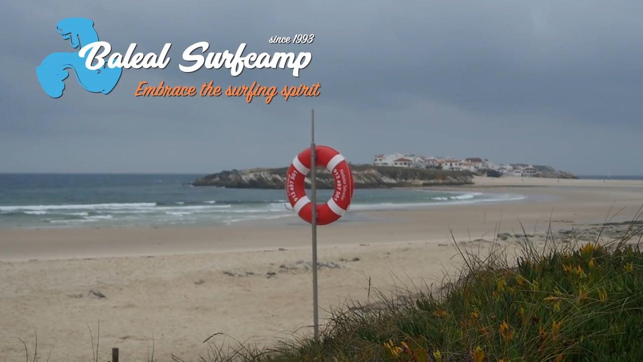 Baleal Surf Camp - Peniche, Portugal - WEEK 15/07/2019