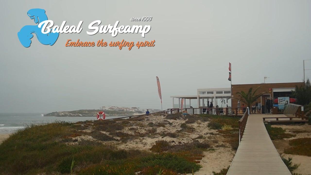 Baleal Surf Camp - Peniche, Portugal - WEEK 22/07/2019