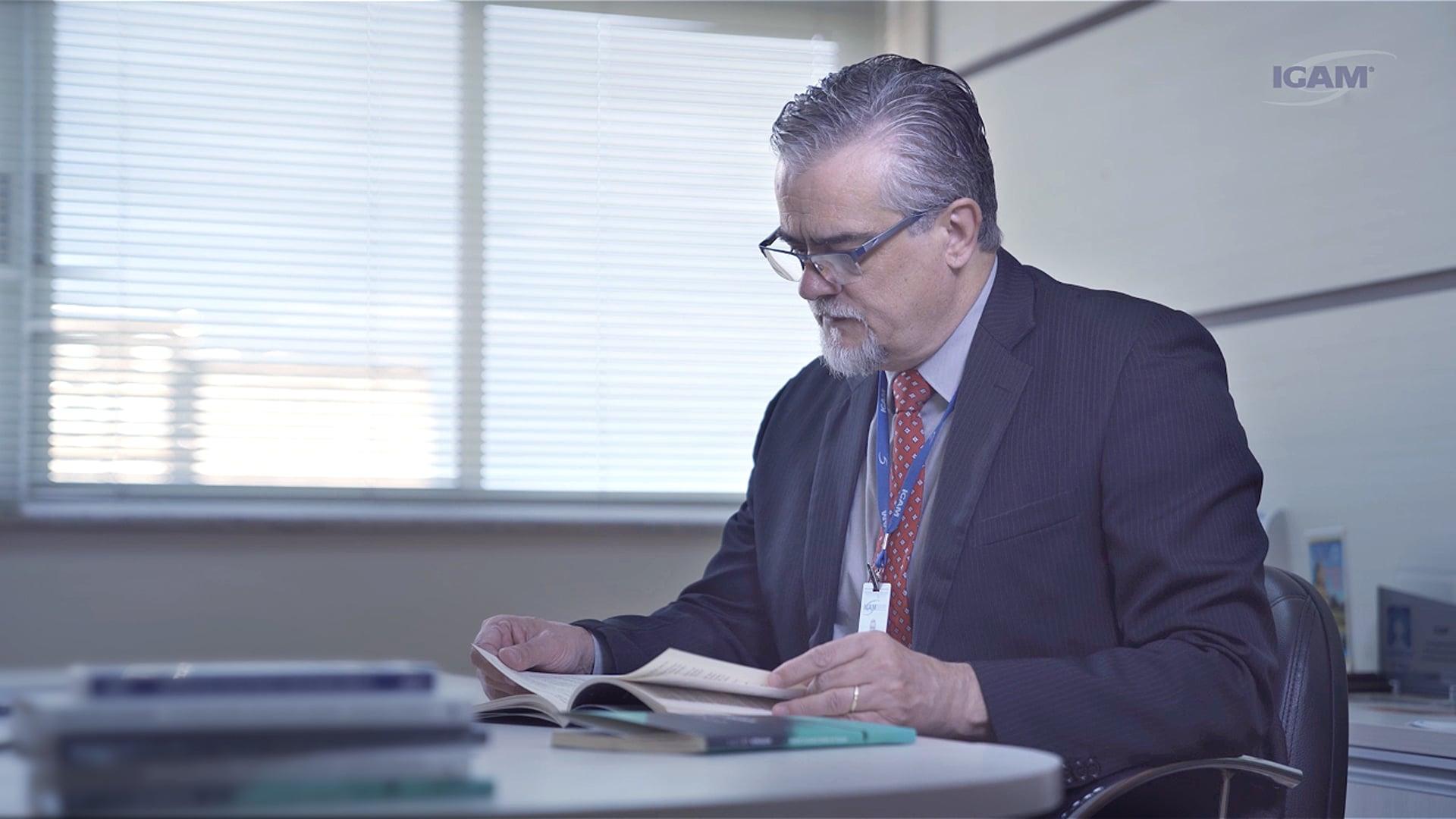 IGAM Assessoria Órgãos Públicos Video Institucional