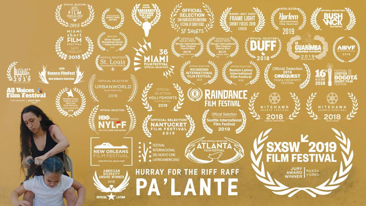 Pa'lante | Short Film of the Day