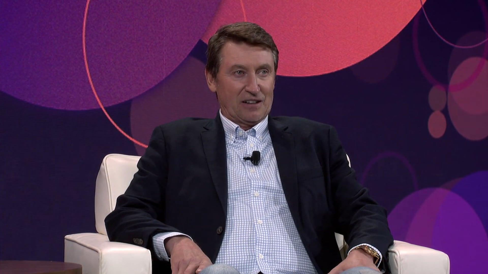 Event Video - Wayne Gretzky