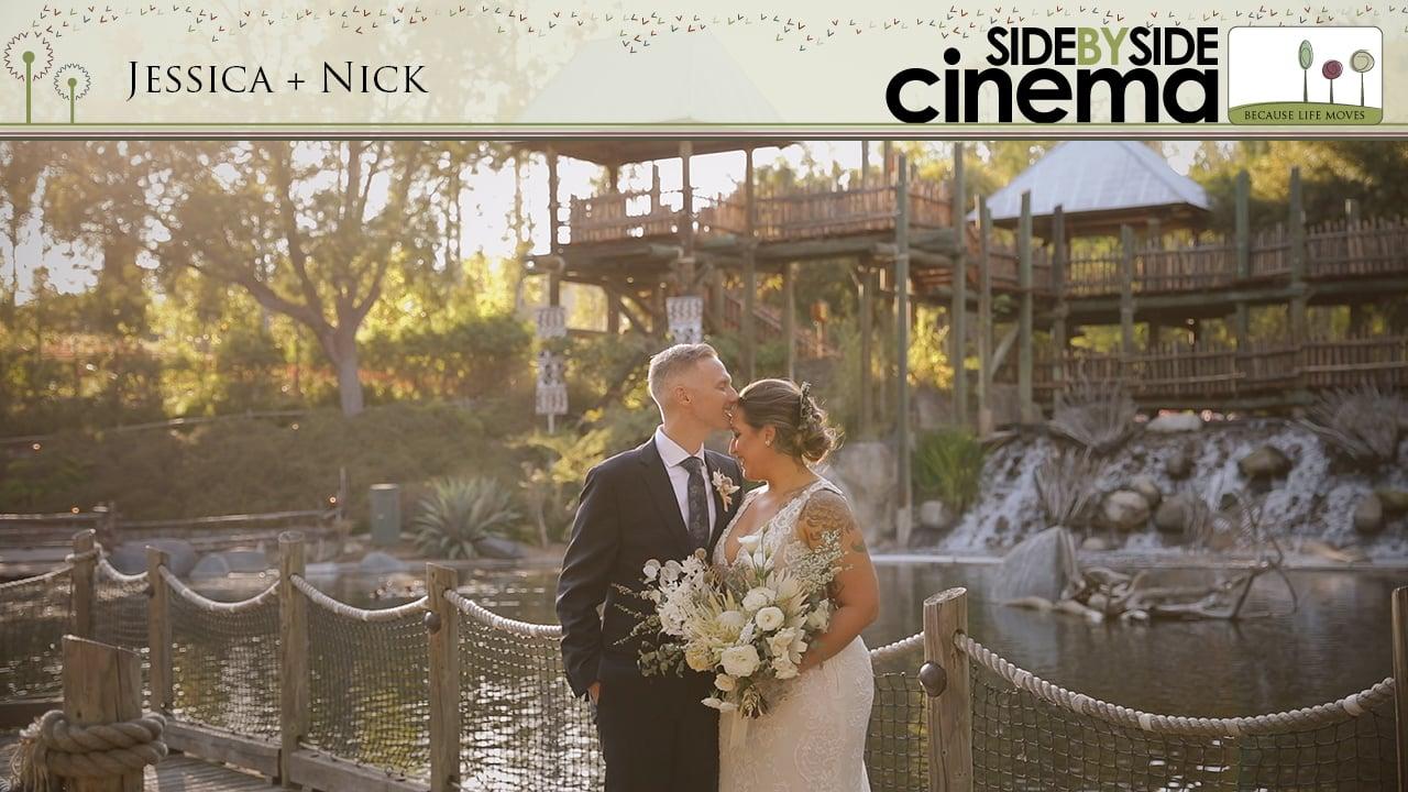 Jessica + Nick - Safari Park Wedding Film