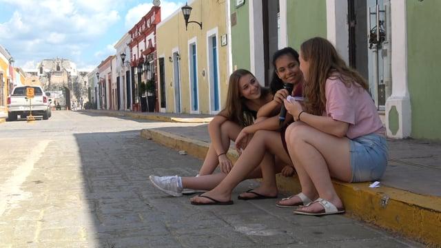 10 Fragen an... Eva, Maraliya und Lindsay - Danza Pasión 2019