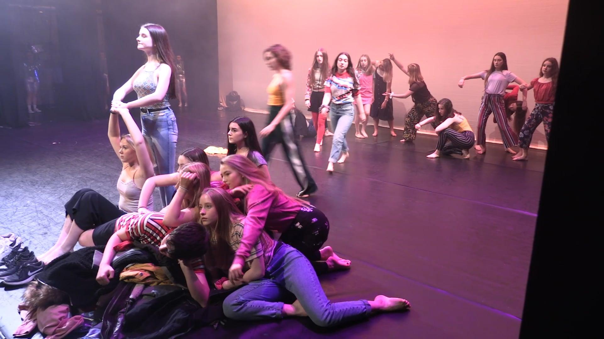 Youth Dance Choreography