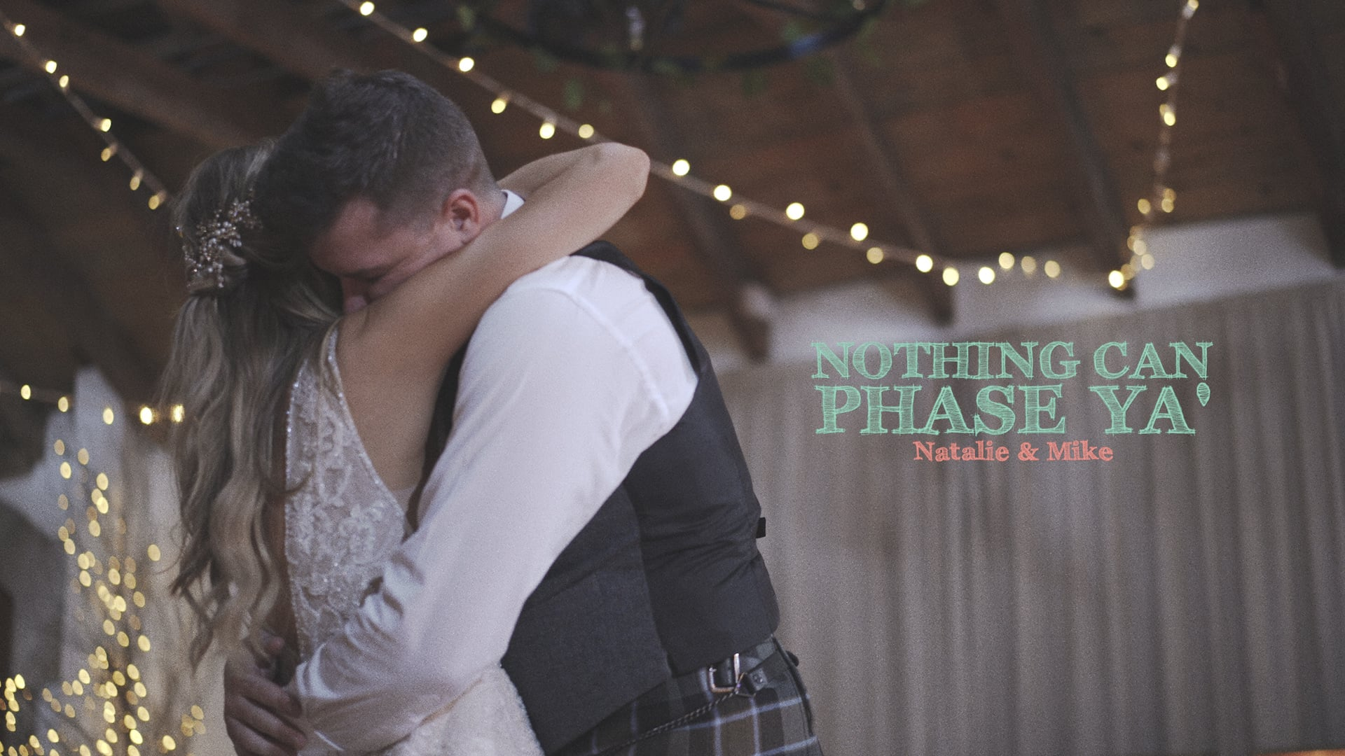 Nothing Can Phase Ya' by Natalie and Mike