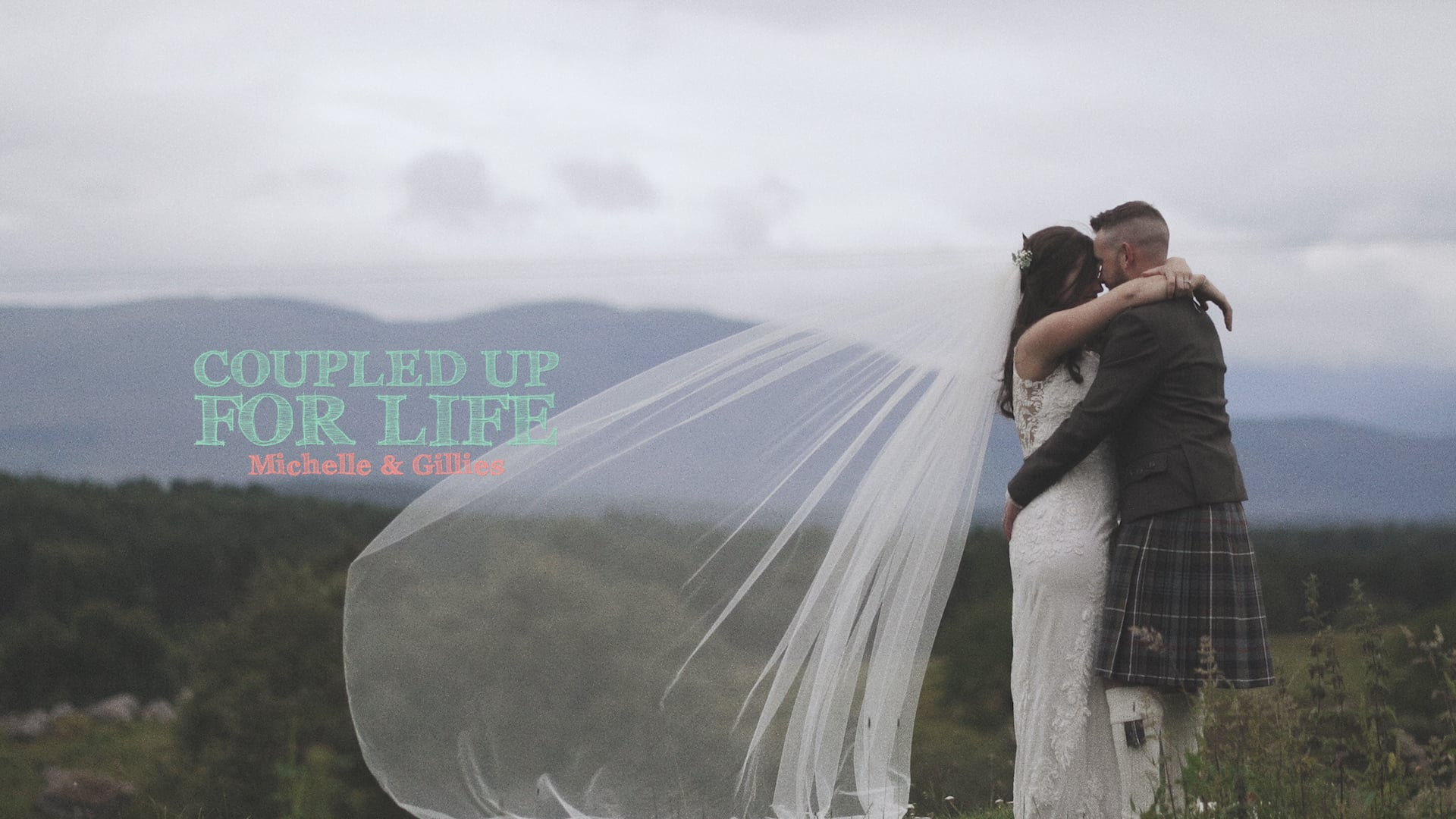 Coupled Up For Life by Michelle and Gillies