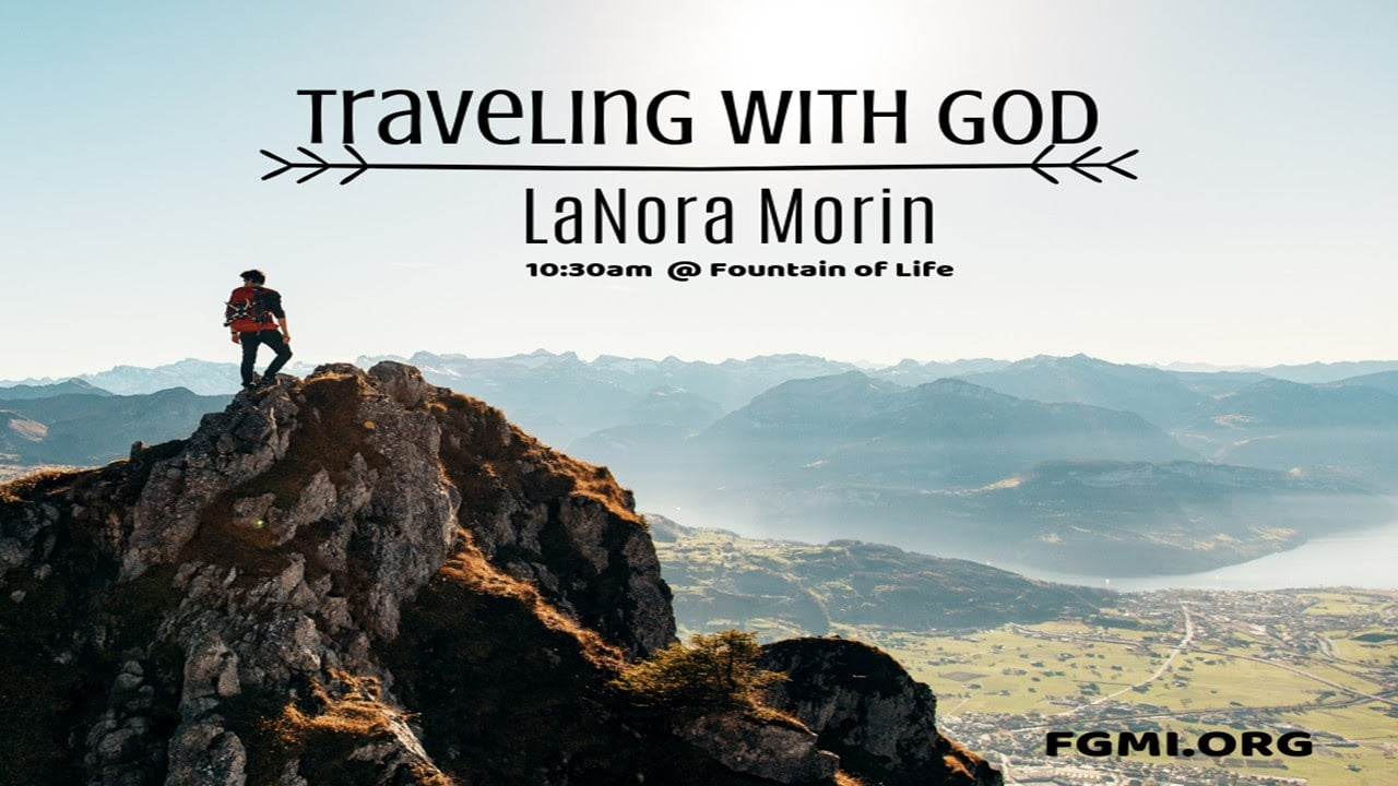 Traveling with God!