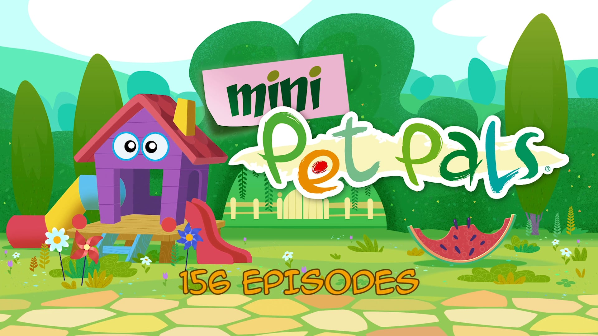 Mini Pet Pals - Trailer (EN)