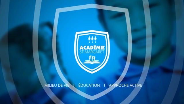 Académie St-Margaret - Video de présentation