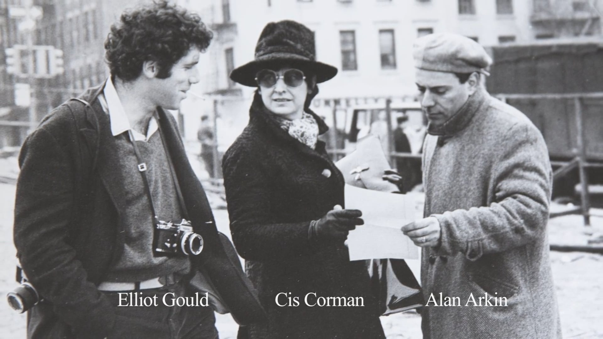 Richard Corman : A Documentary