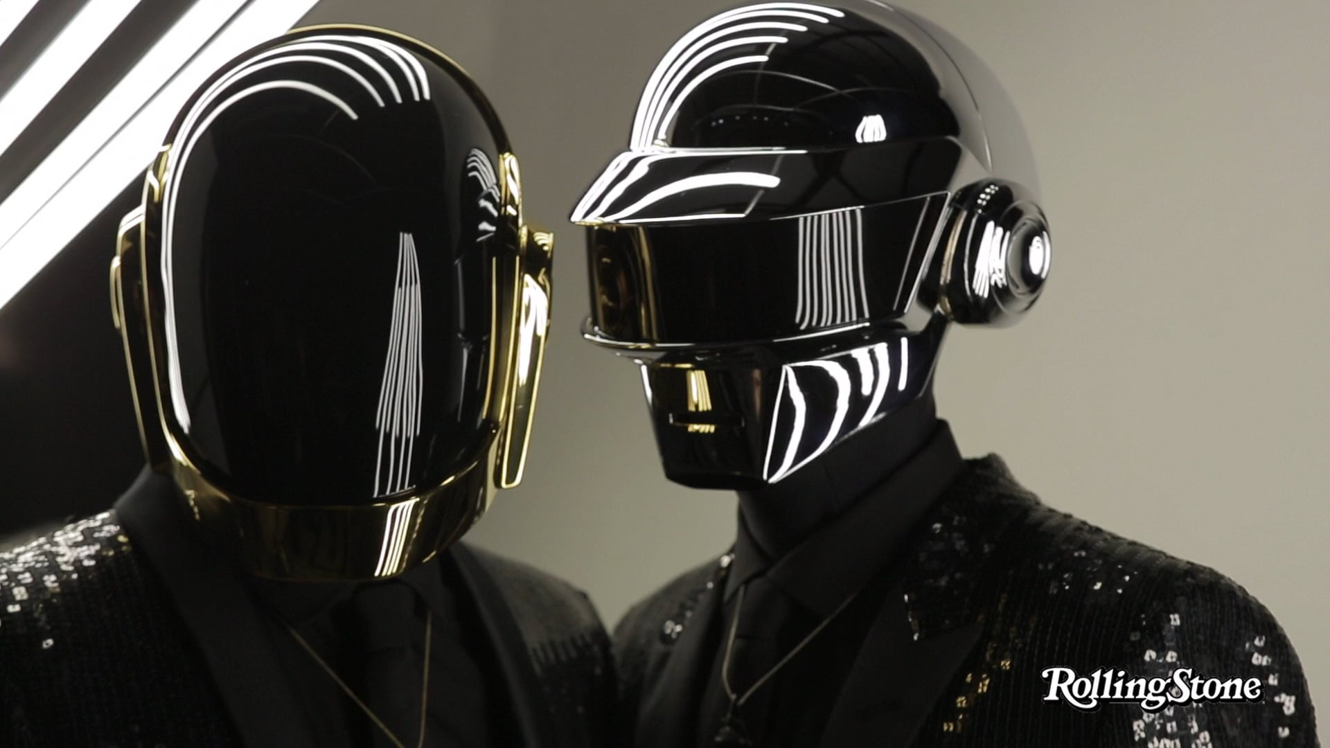 "Daft Punk ""Get Lucky"" Promo"
