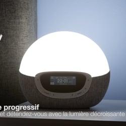 Lumie Shine 300 vidéo