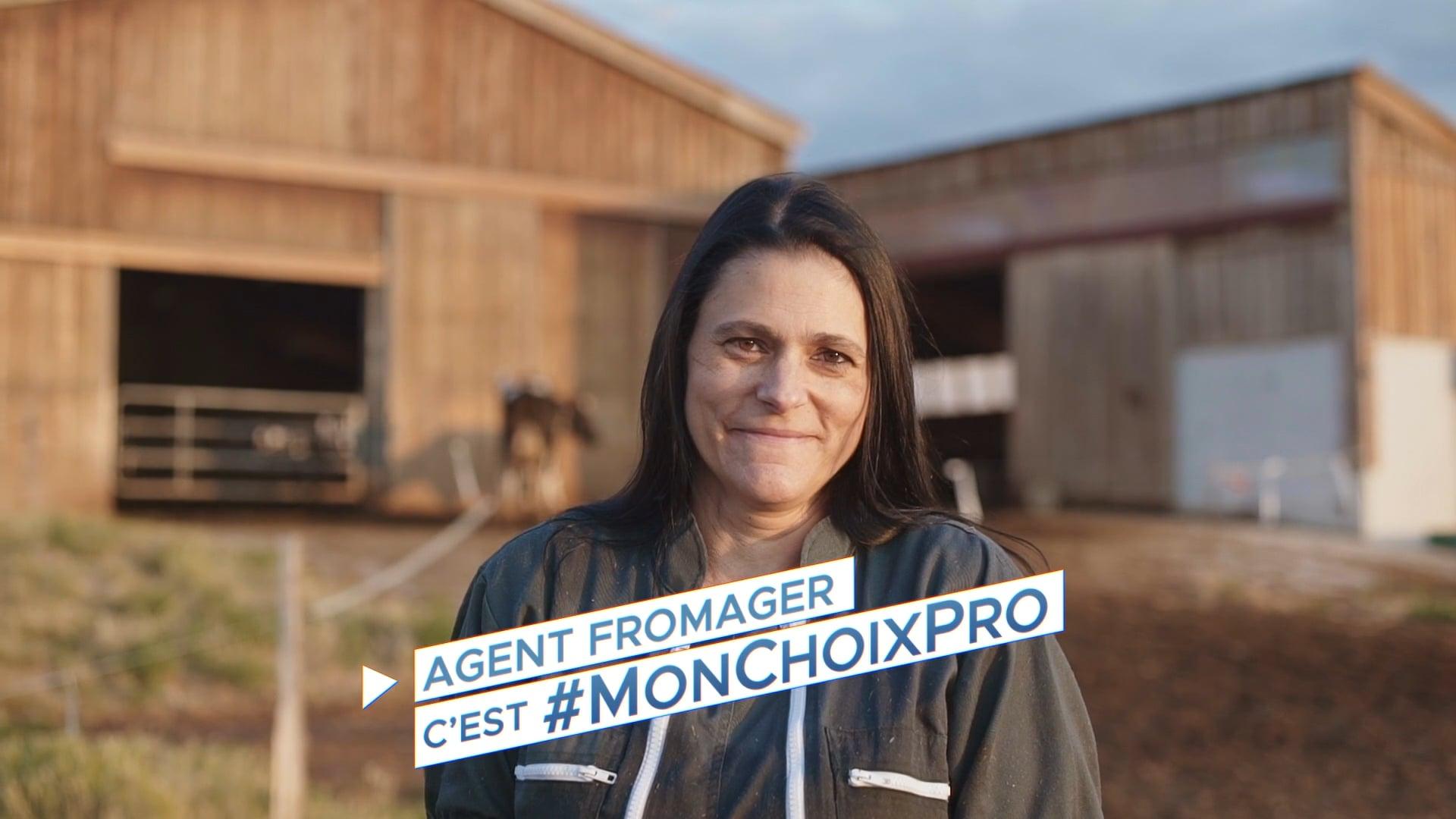 #MONCHOIXPRO | Agent Fromager AOP