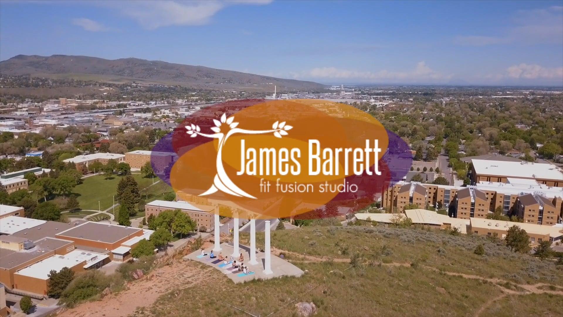 James Barrett Pilates - Ad 2