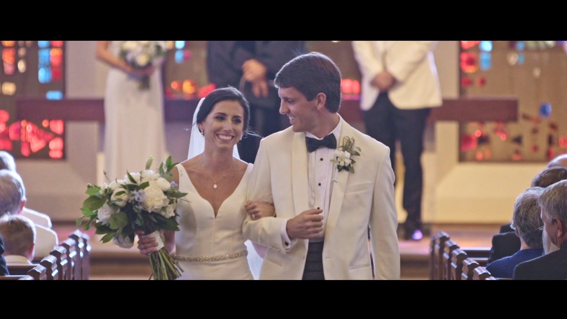 Wedding Highlight | Will & MaryScott | Spartanburg, SC