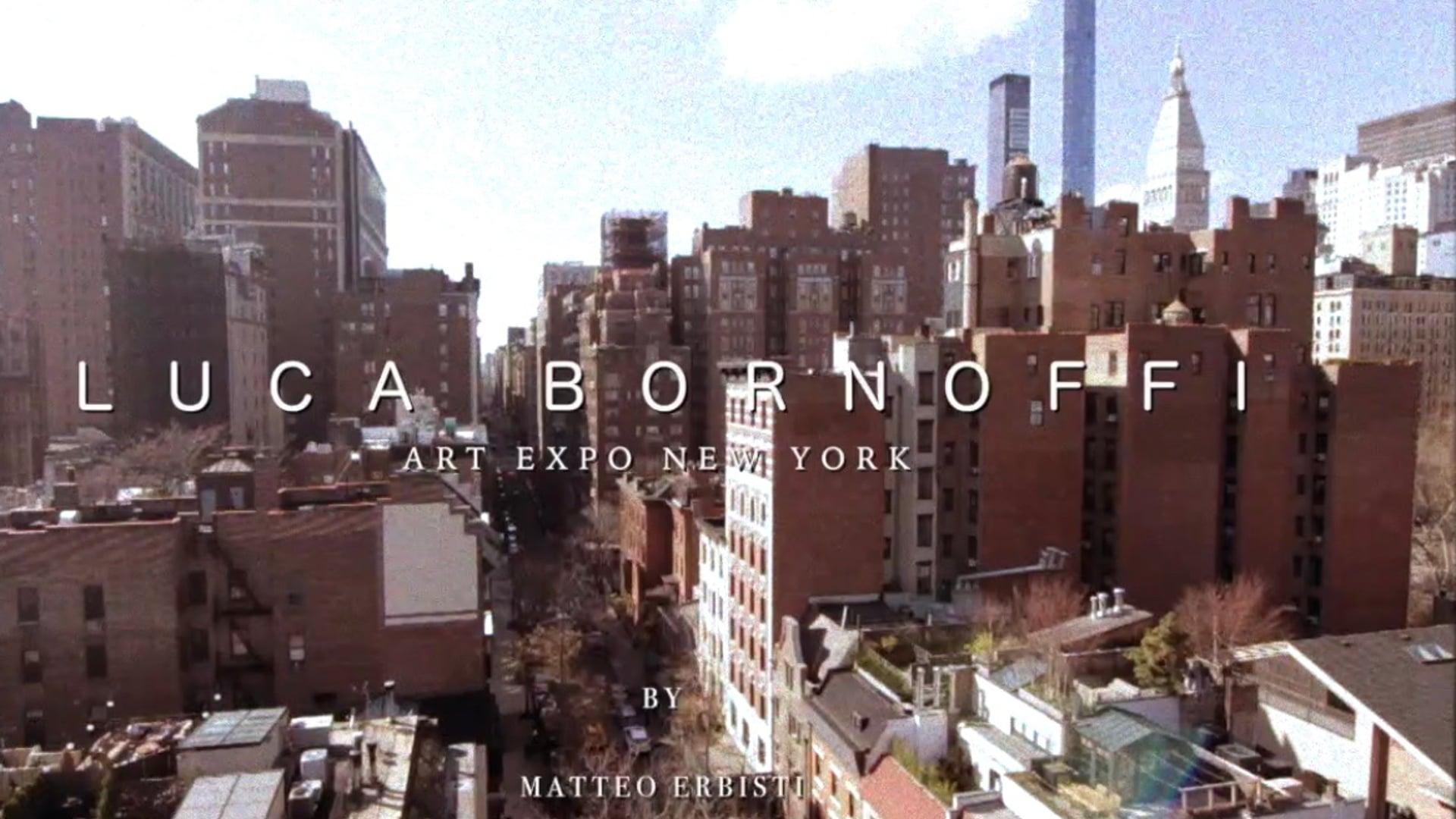 BORNOFFI X NY ART EXPO 2019 // NEW YORK