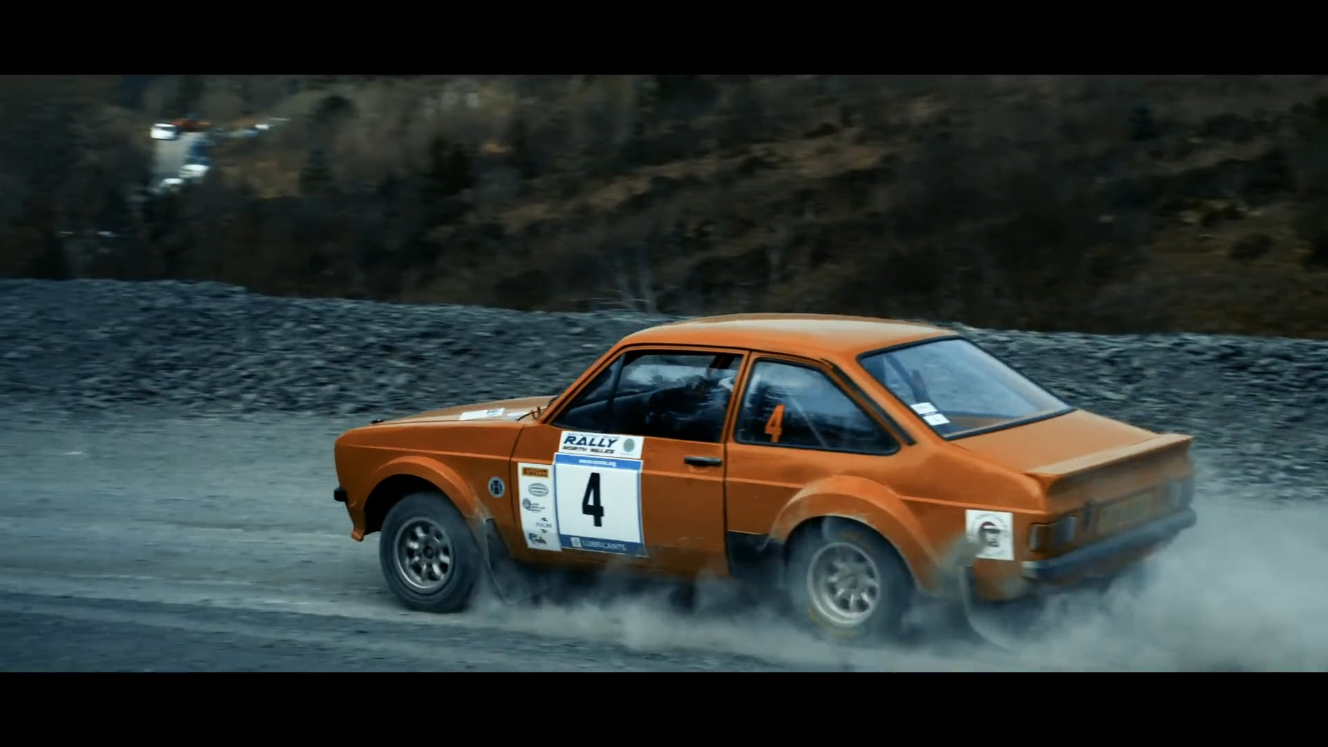 North Wales Rally Highlights