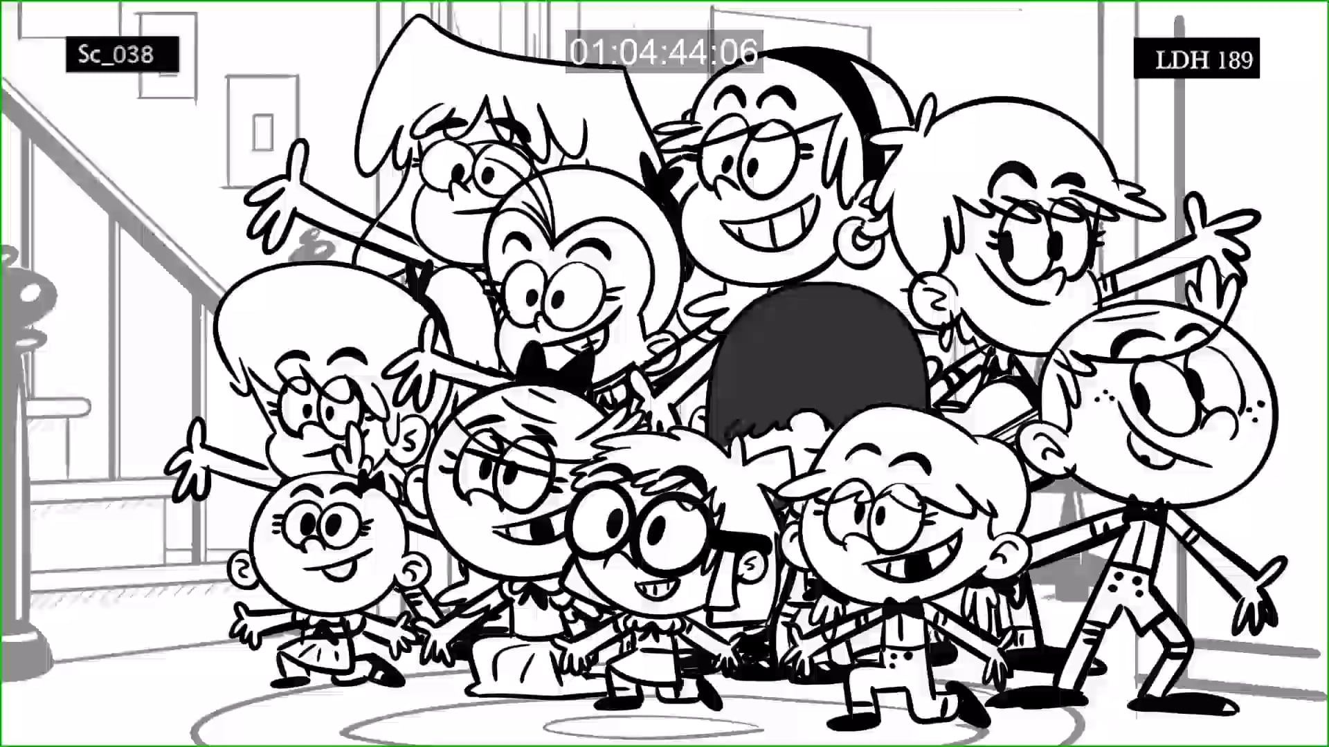 """The Loud House - """"Write or Wrong"""" Song Clip"""