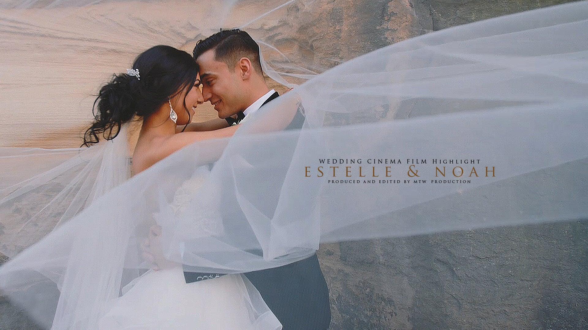 Wedding Cinema Film Highlight | Estelle and Noah