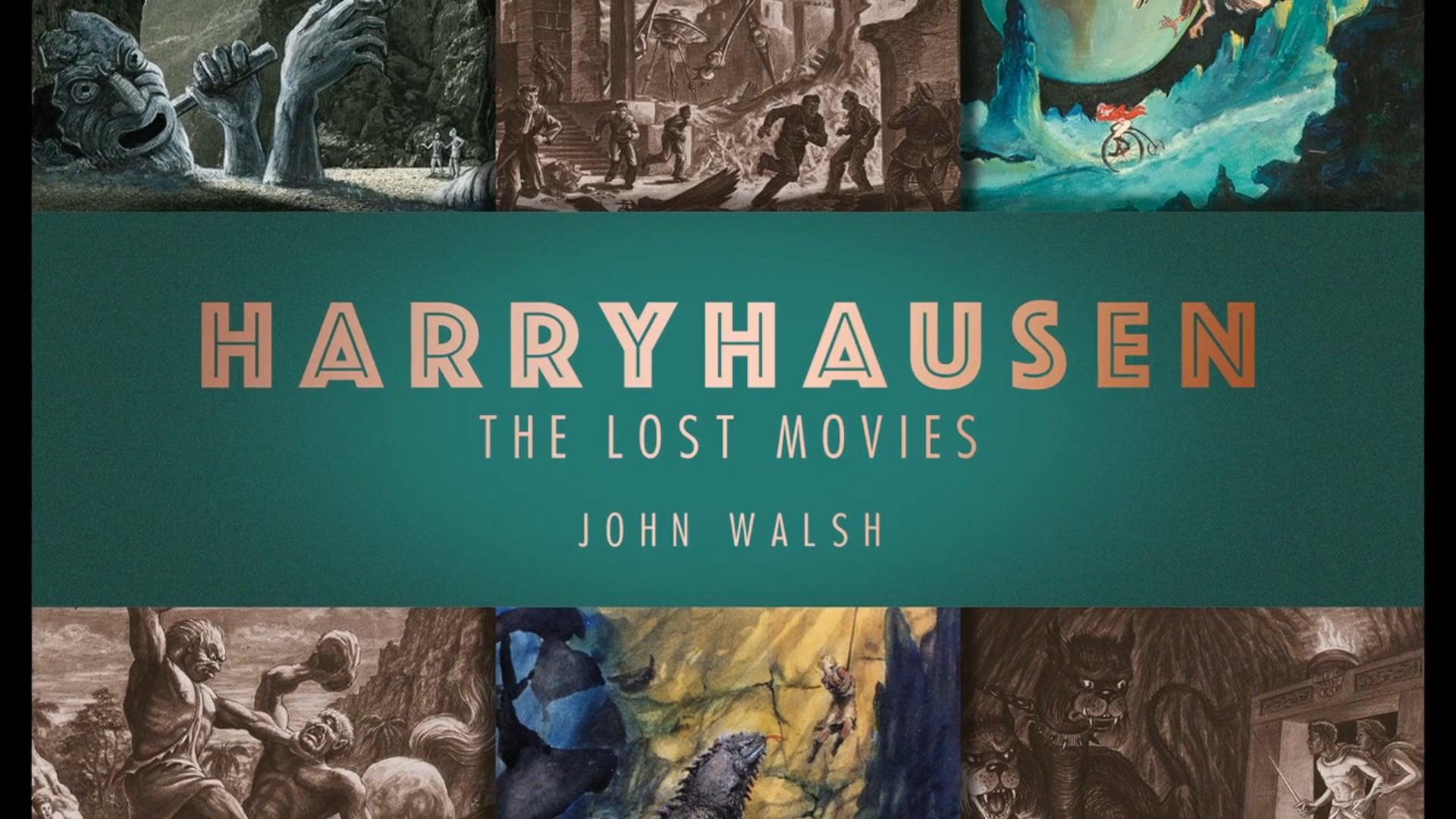 Harryhausen The Lost Movies official trailer