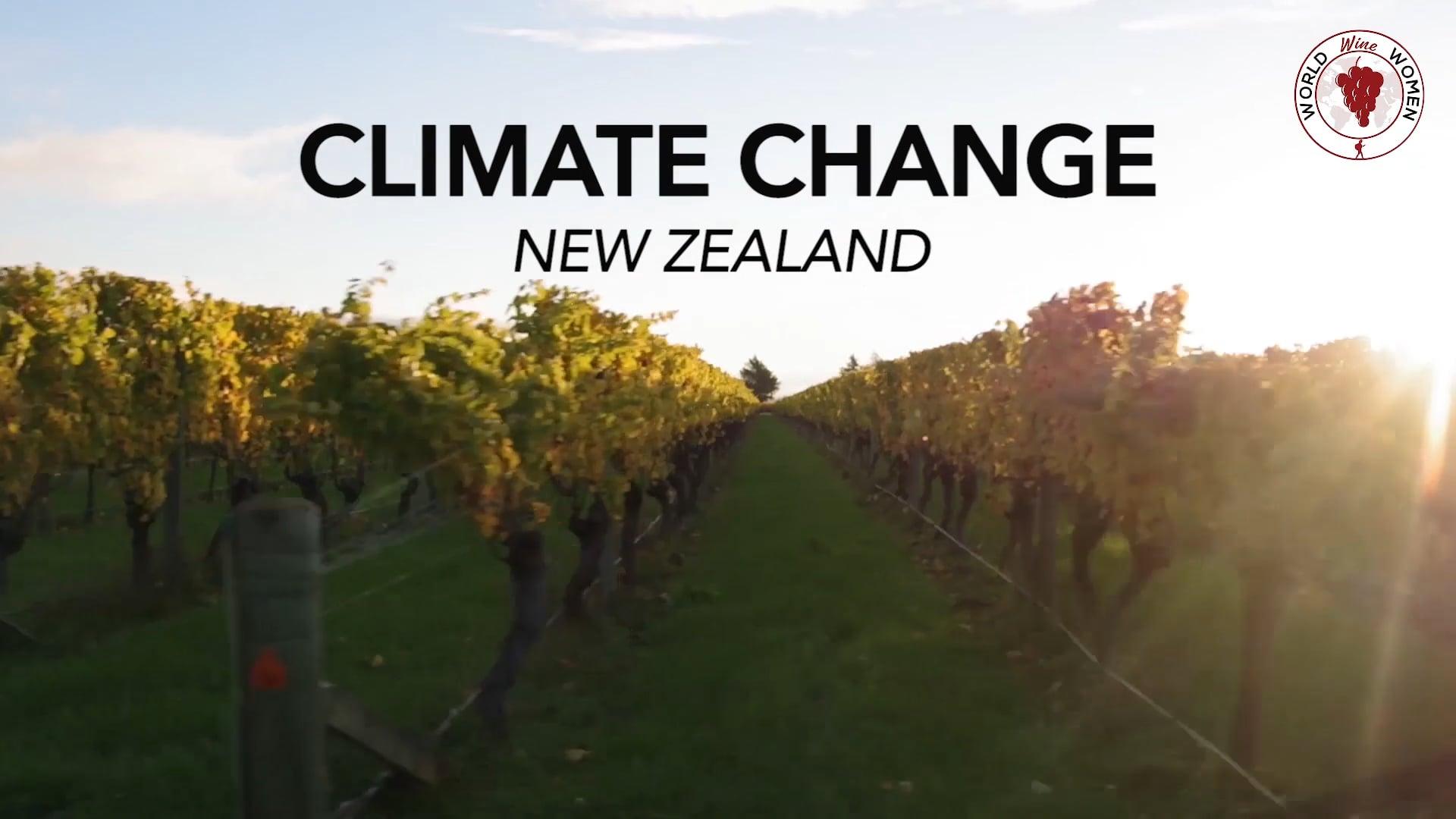 Climate change - New Zealand