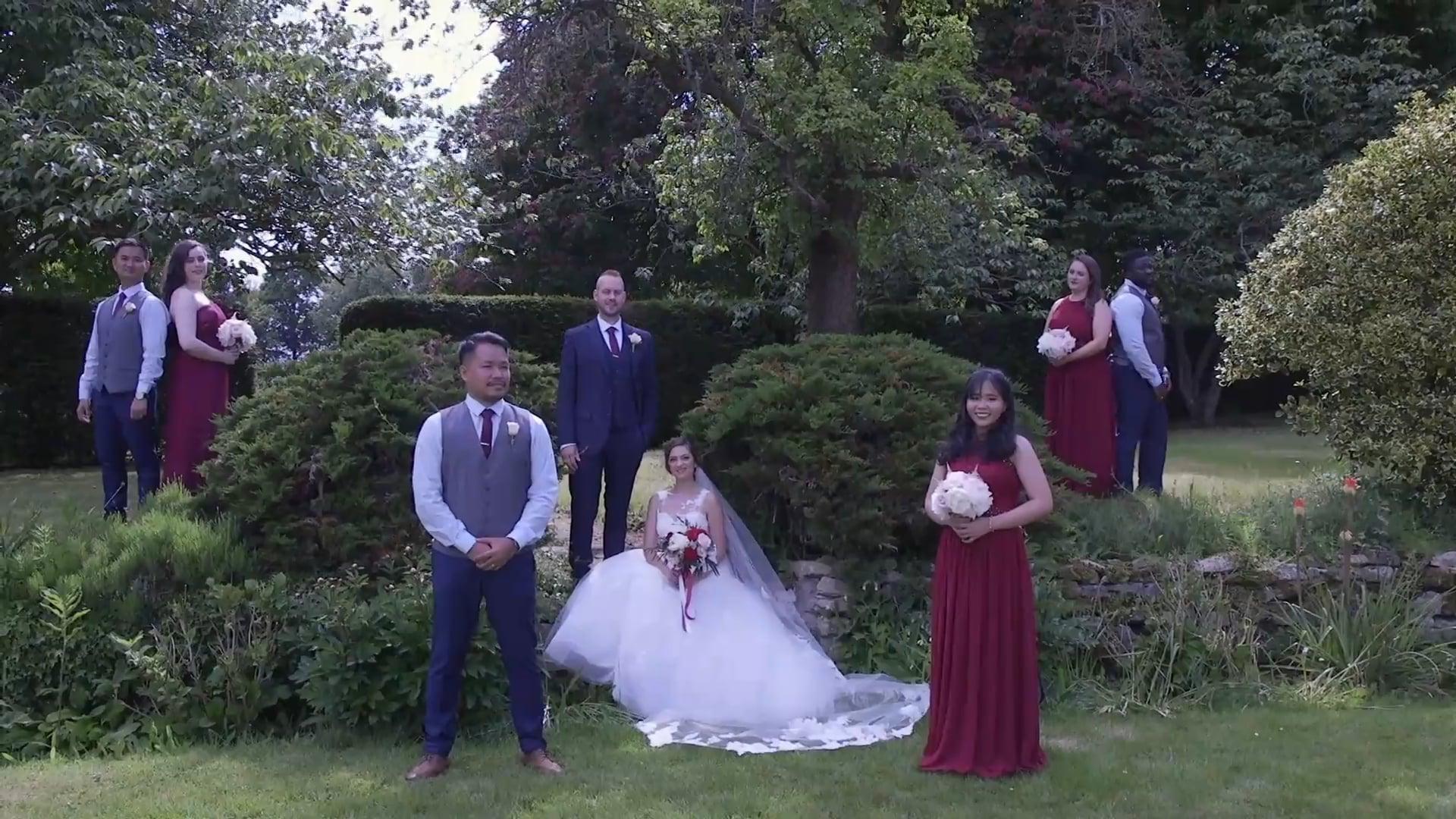 Verity & Marc's Wedding Film